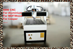 Warmly 609024x36 Cnc Router Wood Steel Metal Engraver Milling Machine Onsale