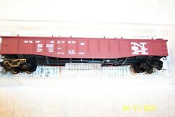 Micro Trains 106010, New Haven, Rd. Nh 62005, 50' Covered Gondola, N Scale