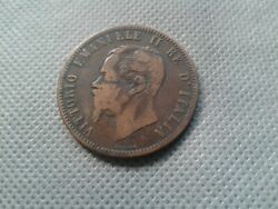Old Coins World/foreign Coins 1863 Italia Collectibles