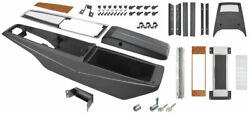 Restoparts Unassembled Automatic Console Kit 1971-1972 Chevy Monte Carlo