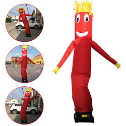 New 20ft/10ft Inflatable Wacky Waving Flailing Arms Tube Man Dancing Air Puppet