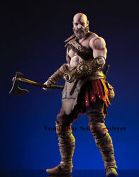 Mondo 904696 1/6 God Of War 4 Kratos Classic Collection Action Figure In Stock