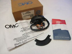 584488 0584488 Omc Evinrude Johnson Power Pack Ignition Module 4-55 Hp 1989-1991