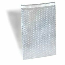 3000 Pack 10 X 15.5 Clear Bubble Out Pouches Cushion Shipping Protective Wrap