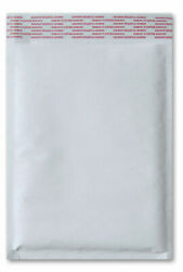 2500 00 5x10 White Kraft Bubble Padded Envelopes Mailers Bags 5 X 10