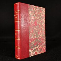 1888 A Glossary Of Words Used In The Neighbourhood Of Sheffield Signed 1st Ed
