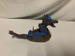 Fisher Price Two Headed Dragon On Wheels Imaginext Wagon Toy