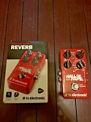 TC Electronic Hall of Fame2 Reverb Guitar Effect Pedal