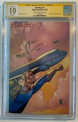 The Boys 1 Cgc Ss 10 Ace Comic Con Homelander Exclusive Signed By Antony Starr