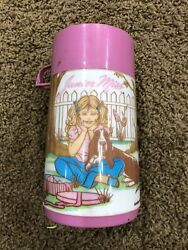 Junior Miss Aladdin Lunchbox Thermos With Cap