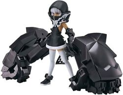 New Figma Tv Animation Black Rock Shooter Strength Tv Animation Ver Non-scale Fi