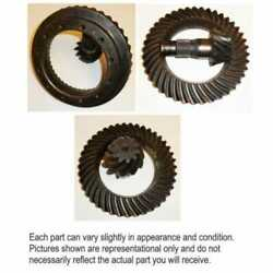 Used Ring Gear And Pinion Set Fits John Deere 8200 8100 8210 8300 8310 8400