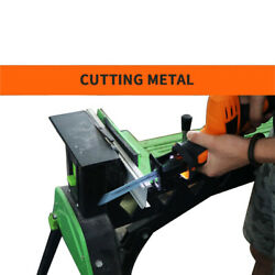 12v Rechargeable Lithium-ion Reciprocating Saw Wood Metal Cutting Saber Saw