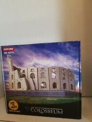 Oxford The Worlds Famous Architecture Colosseum Bm35214 New In Box Building Toy