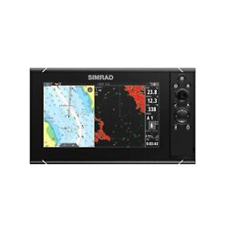 Simrad Nss9 Evo3s Combo Mfd With C-map Us Enhanced Map