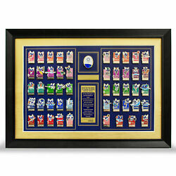 Tokyo 2020 Olympic Genuine Games Mascot Ol0107 Pin Badge Framed Limited Rare F/s