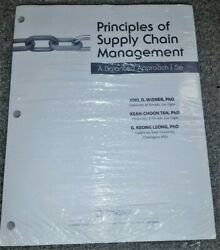 New Principles Of Supply Chain Management 5th Edition 3 Ring Binder Version