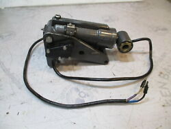 92194a20 89108a3 Mariner Outboard Trim Cylinder Port Bracket And Switch 45326a2