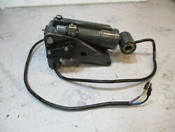 92194a20 89108a3 Mariner Outboard Trim Cylinder, Port Bracket And Switch 45326a2