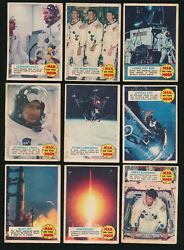 1969 O-pee-chee Canada Man On The Moon Set Of 55 -group Of 20 Cards