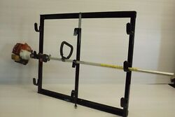 Trimmer Rack For Open Landscape Lawn Trailers Stihl/echo/string/ Line Trimmers