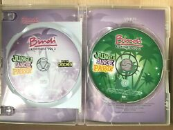 Bindi Jungle Dance Party + Steve Irwin And The Crocmen Special Pal Dvd And Cd Set