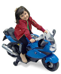 Best Ride On Cars Bmw 12v Motorcycle Blue