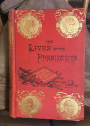 American Presidents By Stoddard / Signed / Abraham Lincoln's Private Secretary