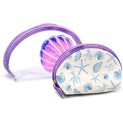 Small Cosmetic Bag For Purse Cute Clear Makeup Pouch Set Portable amp;amp Mini Of $10.92
