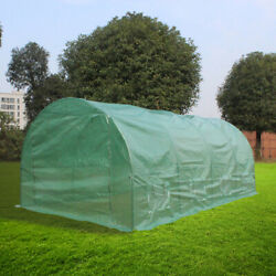 20'x10'x7' Portable Plant Growth Greenhouse Large Green Garden Hot House Walk-in