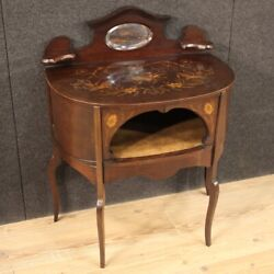 Dressing Table English Furniture In Inlaid Wood Antique Style Living Room 900