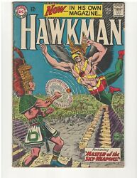 Hawkman 1 - Now... In His Own Mag