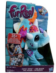Furreal Hoppin Topper Dino 35 Sound And Motion Ages 4+ Dinosaur