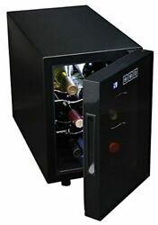 Koolatron Wc06 Thermoelectric Cooler With Digital Temperature Controls 6 Bottle