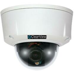 Wired Surveillance Camera Mini Ip Ptz Speed Dome 2mp Indoor Outdoor Vandal Proof