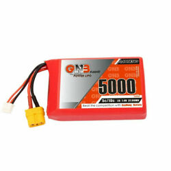 High Capacity Drone Li-po Delivery Service Replacement 5000mah / Month