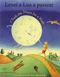 Jay Alison-i Took The Moon For A Walk Uk Import Book New