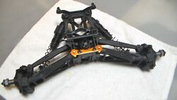 Hpi Savage Octane Xl Rear End Assembly Diff Shocks A-arms Shock Tower