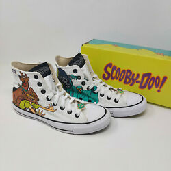 New Converse Scooby Doo Chuck Taylor All Star Hi 169076c Sneaker Shoe Menand039s Size