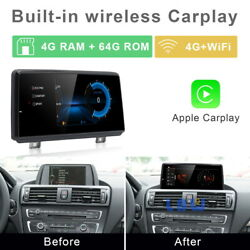 Android 10 Car Gps Video Player 8-core Wireless Carplay For Bmw 2 Series F22 F45