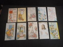 Vintage Box Of 18 Bible Verse Greeting Cards Assorted Occasions