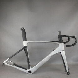 New Flat Mount Disc Frame Carbon Frame Di2 Road Bike Bicycle T800 Paint Tt-x22