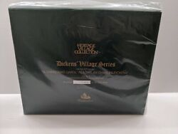 Department 56 Dickens Village Series A Christmas Carol Reading Never Opened
