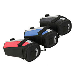 Bike Saddle Bag Bicycle Under Seat Pouch Mtb Cycling Rear Tail Storage Pack J1d1