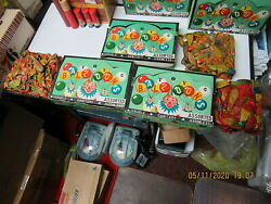 Toy Balloons Vintage 3 Full Boxes Made Japan 40s-50s Still Pliable New Old Stock