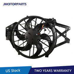 Radiator Cooling Fan Assembly For 2001-2004 Ford Mustang V8 4.6l 3r3z8c607aa