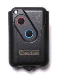 Guardian R2bcc Garage Door Opener Standard 2-button Remote Control Clear-com New
