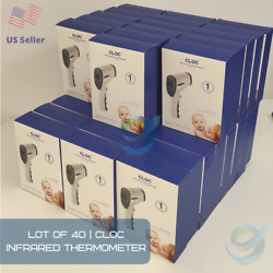 Clearance Lot 40 Units | Cloc Infrared Forehead Thermometer Medical | Sk-t008