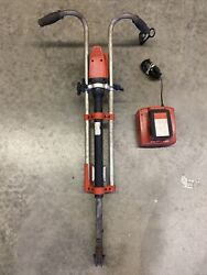 Hilti St 1800-a22 Kit With Sdt5 Roof/decking Gun Nailer W/ Battery And Charger