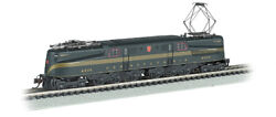 N Scale Bachmann Gg-1 Pennsylvania Road 4935 W/ Factory Dcc And Sound Item 65353